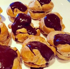 Don't miss a fun baking session at Espresso Design from 3pm this afternoon - who can't resist profiteroles? #Focus16
