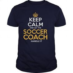 Awesome Tee For Soccer Coach - #sleeveless hoodie #sweatshirts for men. ORDER HERE => https://www.sunfrog.com/LifeStyle/Awesome-Tee-For-Soccer-Coach-126301612-Navy-Blue-Guys.html?id=60505