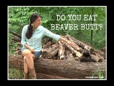 """Do You Eat Beaver Butt? // """"Castoreum (or beaver butt) is just one of the ingredients that could be called a """"natural flavor."""" But there are many other things called """"natural flavors"""" that could be lurking in your food. We'll never know what they are because the food companies won't tell us as they consider this information proprietary."""""""
