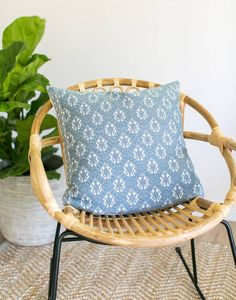 Hand-woven on a backstrap loom, a traditional Mayan technique is practiced to intricately weave culture into this pillow.