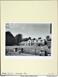 Stapleford Park, Freeby   Card 2670046   England's Places   Historic England Book Images, Us Images, Tower Hamlets, London Museums, Listed Building, New Details, East Sussex, Somerset, First World