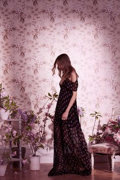 An ultra-feminine contemporary womenswear brand for your every moment. Shop Needle & Thread dresses, gowns, tops and skirts with next day delivery. British Clothing, Needle And Thread Dresses, Artistic Fashion Photography, Weekend Wear, Cold Shoulder Dress, Women Wear, Feminine, Gowns, Contemporary