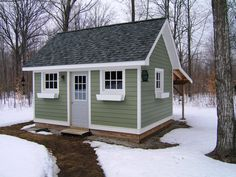 A backyard shed – the perfect spring project! | Record-Eagle Blogs