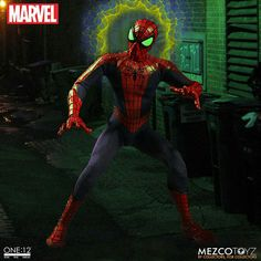 Action figure Spiderman