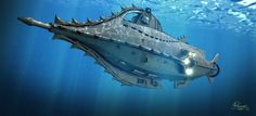 Leagues Under the Sea Nautilus, Jason Priest Steampunk, Leagues Under The Sea, Classic Disney, Artwork, Nautilus, Science Fiction Art, Old Tv, Jules Verne, Nautilus Submarine