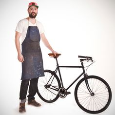 Thomas Callahan of HORSE CYCLES FOR ACE HOTEL NYC