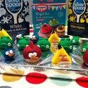 angery birds cakes?