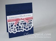 QbeesQuest offers card-making ideas, paper crafting tips and tutorials. Brenda Quintana Independent Stampin& Up! Order Stampinup on-line Making Greeting Cards, Greeting Cards Handmade, Note Cards, Thank You Cards, Envelopes, Thanks Card, Stampin Up Catalog, Scrapbook Cards, Scrapbooking