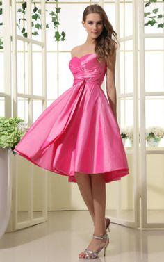 Herz-Ausschnitt A-Linie langes Brautjungfernkleid/ Partykleid,Und mehr wissen wollen, besuchen Sie bitte:http://www.emodeshop.de/brautjungfernkleider-d3