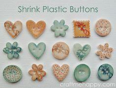 画像 : 『プラバンボタン』が可愛い♡世界で一つだけのボタンを作ろう - NAVER まとめ