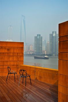 The Waterhouse at South Bund, Shanghai, 2008 http://bit.ly/xtAfeo #archilovers #architecture #design #outdoor