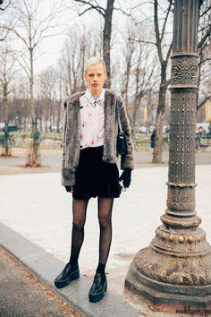 MARJAN JONKMAN, PARIS COUTURE 17 – ModelsJam