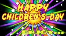 Children Day Graphics 11