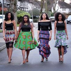 Ankara styles 590253094895304969 - 16 Outstanding Ankara Styles For African Single Ladies Source by gabrielsuigeneris African Attire, African Wear, African Women, African Dress, African Style, African Fashion Ankara, African Inspired Fashion, African Print Fashion, African Prints
