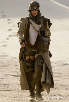 Desert bedouin punk