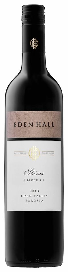 Vintnews Wine News with David Ellis: 2013 Block 4 Eden Valley Shiraz