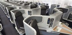 How to avoid bad business class seats