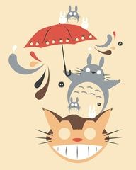 totoro tattoo - Google Search