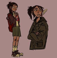Character Creation, Character Art, Dark Comics, Kawaii Doodles, Pretty Drawings, Online Drawing, Creature Concept Art, Aesthetic Drawing, Character Design Inspiration