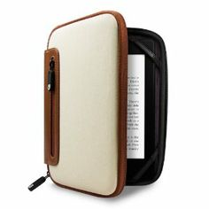 fav prob--zips, holds the kindle, looks rad & cheap !
