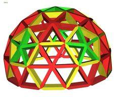 Geodesic dome calculator - great for greenhouse