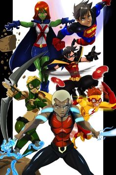 Ultimate Young Justice