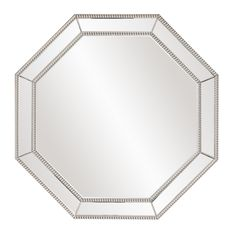Gia Octagonal Mirror|Howard Elliott