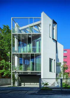 Casa Eco Urbana / Tecon Architects