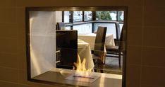 EcoSmart Fire Installation: Equinox Restaurant, USA