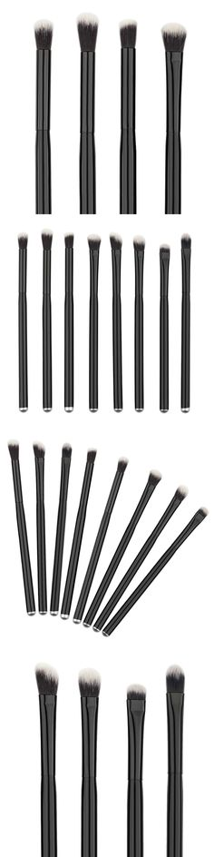 8pcs Fashion Pro Makeup Cosmetic Tool Set Foundation Eye Shadow Eyebrow Lip Brush
