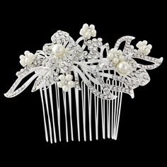Nicola Hodgkinson - Bridal Hair Combs