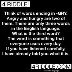riddles - Google Search