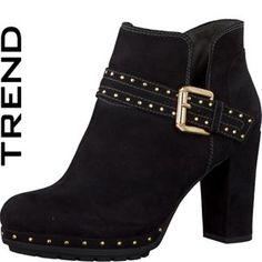 Tamaris-Schuhe-Stiefelette-BLACK-Art.:1-1-25075-31/001