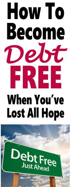 How to Get Out Rid Of Your Debt Once & For All ~ Getting out of debt is hard but it can be done. Let me show you how to get out of debt and start living the life you deserve to live. Debt | Money | Debt Free | Finance #money #debt #debtfree #finance