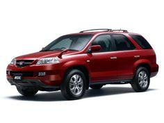Honda MDX (YD) '2003–06