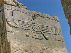 Ahura Mazda, Supreme God in Zoroastrianism, Persepolis