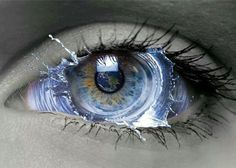 I like this picture because I think eyes are really cool, and I think it's so interesting when they are edited on Photoshop.