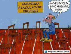 L'ironia della sorte... sessuale. #sesso #sex #disagio #vignetta #vignette #umorismo