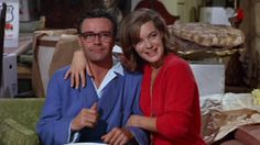 Good Neighbor Sam (1964) w/Jack Lemmon, His neighbor must pretend she's married to gain an inheritance. Read more here http://javabeanrush.blogspot.com/2015/09/good-neighbor-sam-1964-wjack-lemmon.html