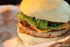 Food Truck Sabores   Desafio dos Food Trucks (4 de 30). Comemos hambúrguer de frango. #desafiodosfoodtrucks #quaisaschances #foodtrucksabores #leandrostella