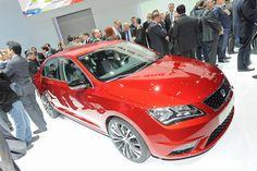 Почти серийный Seat Toledo Concept Seat Toledo, Geneva, Car, Sports, Hs Sports, Automobile, Vehicles, Sport, Autos