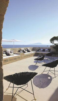 Vacances en Sicile, à Favignana : l'hôtel Cas'almare
