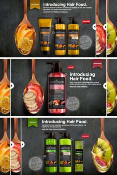 Clairol Hair Food-my new favorite go to hair products!