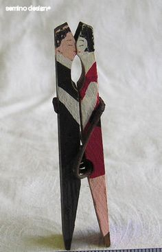Inspiration............clothespin art