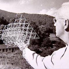 Buckminster Fuller - Blackmountain college - 1949