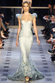 New York Fashion Week- Zac Posen SS2012 « Luxury Brands « HauteCouture.com