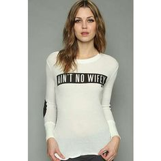 Dimepiece Designs-The Ain't No Wifey Thermal - Photo