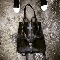 Backpack Arun Leather Backpack, Backpacks, Bags, Fashion, Handbags, Moda, Leather Backpacks, Fashion Styles, Backpack