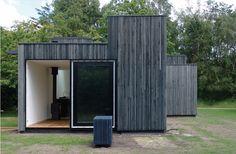 Small Oak House in Denmark
