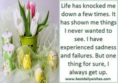 Life Quotes In English, Life Thoughts